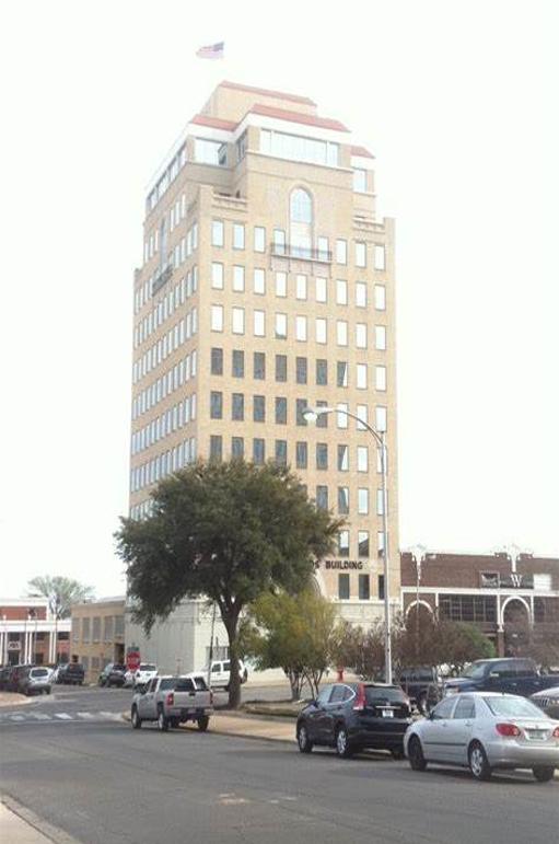 Downtown Waco TX